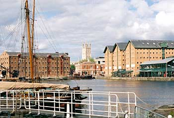 Gloucester Docks Main Basin